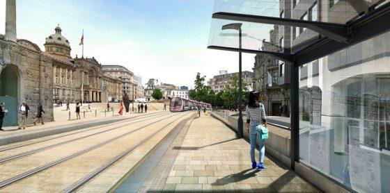 Plan Journey Ahead As Paradise Circus To Close To Vehicles