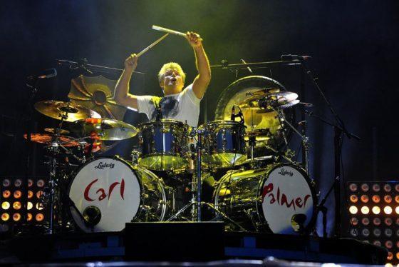 Going drum crazy in Brum … Rocker Carl Palmer's memories of Birmingham