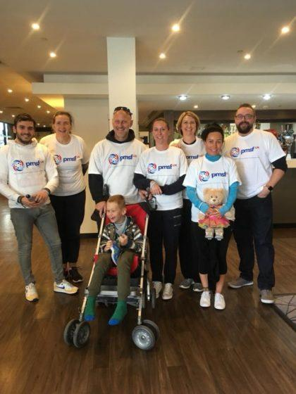 Magnificent seven Birmingham hotel workers abseil 20 storeys to raise £2,500 for charity