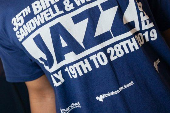 Birmingham, Sandwell and Westside Jazz Festival Launch 2019