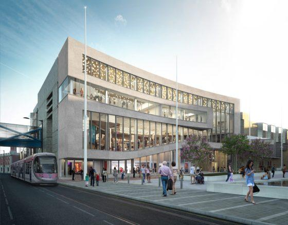 Music stars preview Symphony Hall's £13m transformation