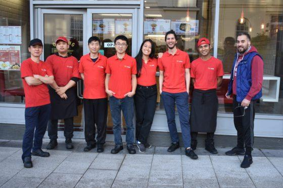 iKrave a new way to serve fast food