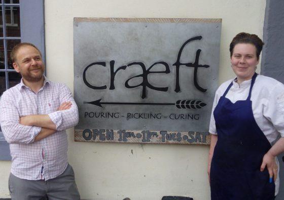 Craeft-ing Westside's culinary senses