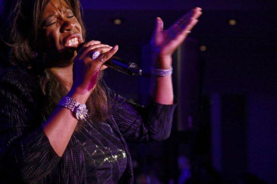 Jaki Graham entrances Westside in sparkling performance at Pizza Express