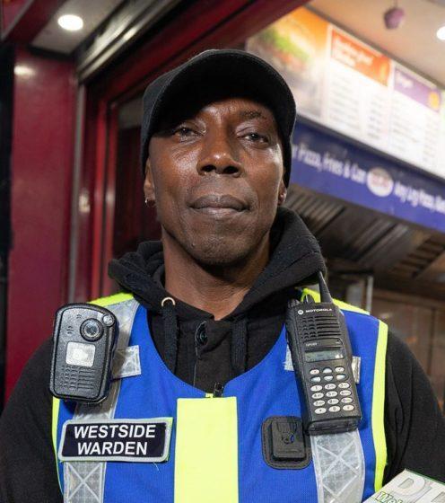 Hero warden Enoch strikes again for Westside