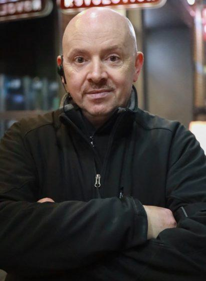 Club doorman calls time on Westside job he began as a favour