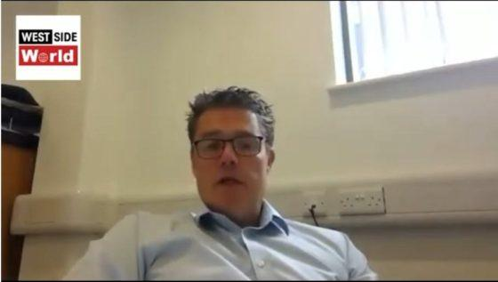 VODCAST: How major hotel on Westside is dealing with COVID-19 and helping key NHS workers