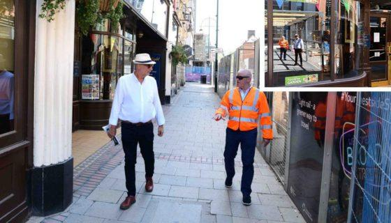 Westside BID looks forward to the future tram developments