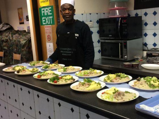 Broad Street food bank helping NHS and homeless gets #WestsideHero award