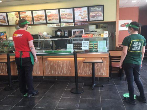 Subway boss turns COVID-19 volunteer and becomes latest #WestsideHero