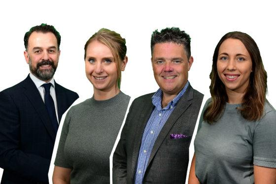 Say hello to four Westside influencers who have become new BID director