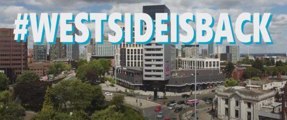 Westside launches new Advert showcasing the district as lockdown restrictions ease