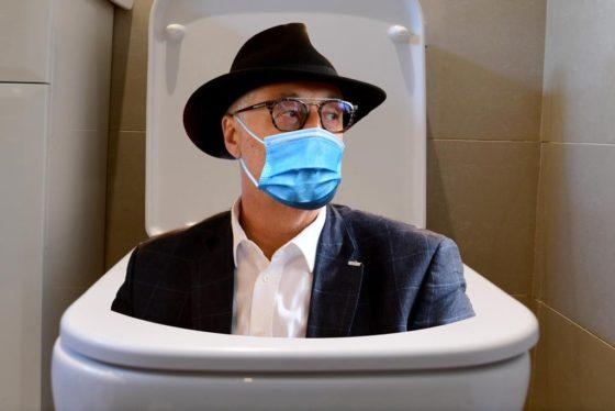 BLOG: From face masks to lowering toilet seats when flushing – where's the evidence?