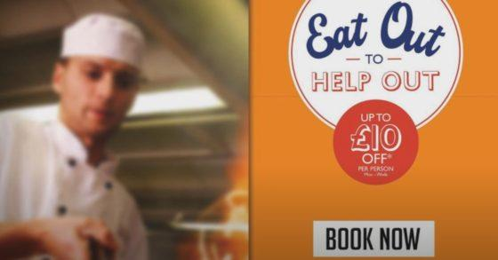Westside launches mini video series to support 'Eat Out to Help Out' scheme for members