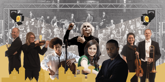 CBSO to celebrate 100th birthday with free online concert at industrial warehouse