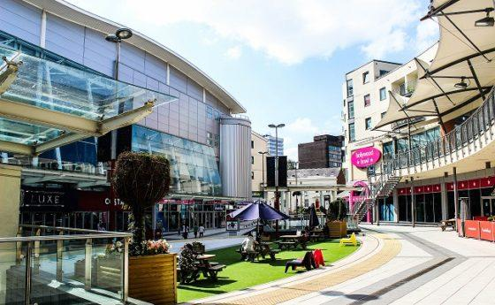 Venues of Birmingham's 'Golden Mile' welcome students back with special offers