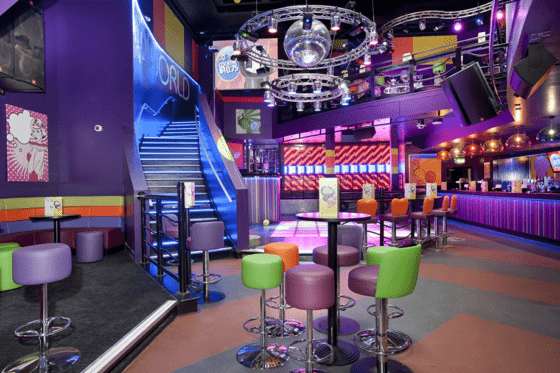 No dancing, but more tables as Westside's retro nightclub reopens on Friday