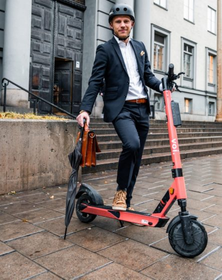 'On yer bike!' Old moaners told to stop whining on about youth scooters