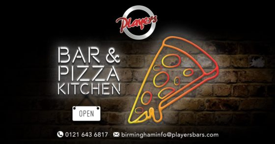 Free meals for kids this half-term from Players Bar on Westside