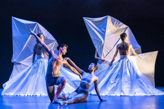 The REP returns with unique 'socially distant' ballet