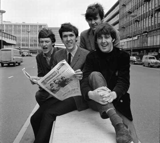 Gimme Some Lovin': The Spencer Davis Group to get 'Walk of Stars' tribute