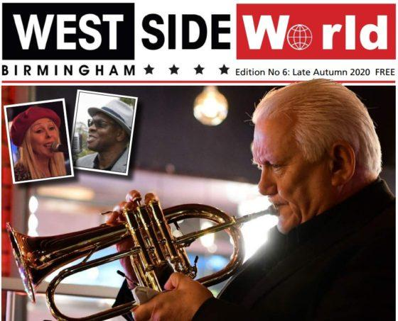 Latest newsletter celebrates Westside's efforts at attracting customers to Broad Street
