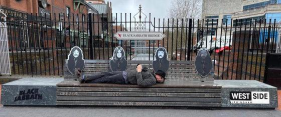 From Blue Peter-style cut-out to the world-famous Black Sabbath 'heavy metal' bench