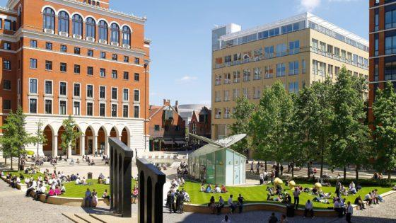 Goldman Sachs' new Birmingham office could end up in Brindleyplace on Westside