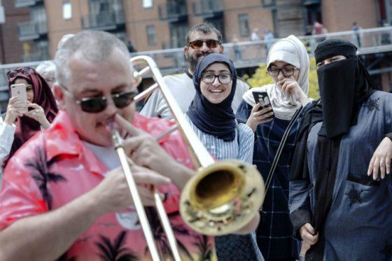It's just one month to go before the 37th Birmingham, Sandwell and Westside Jazz Festival