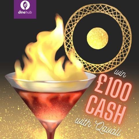 £100 cash prize for Westside food lovers entering social media draw