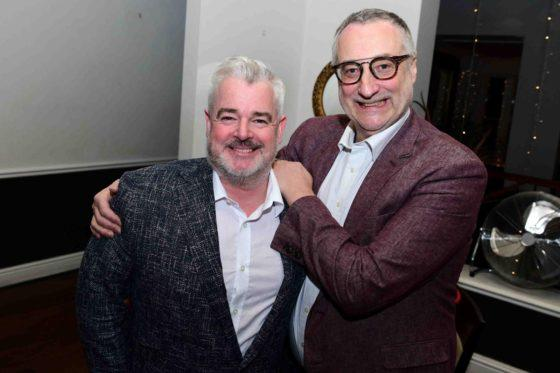 Hollywood Monster boss and LoveBrum's founder receives MBE