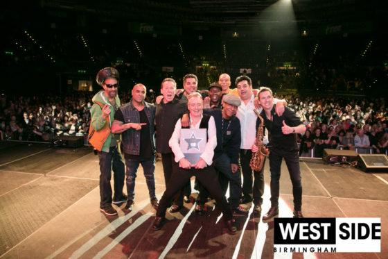 RIP Brian Travers: Westside's tribute to UB40 saxophonist who picked up Walk of Star in 2018