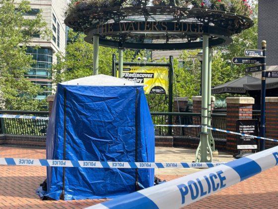 Westside BID praises emergency services after Brindleyplace violence results in murder probe