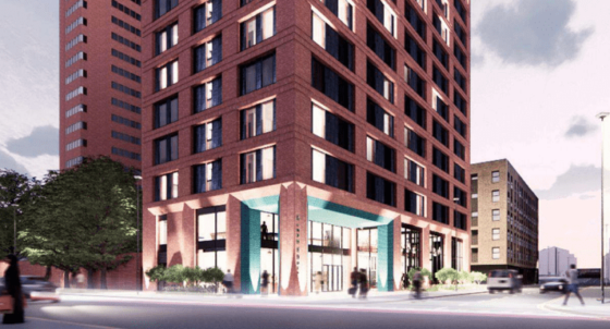 New aparthotel earmarked for car park on Westside, creating scores of jobs