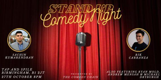 What a gas! Top comedy nights launching at Tap and Spile on Westside's Gas Street
