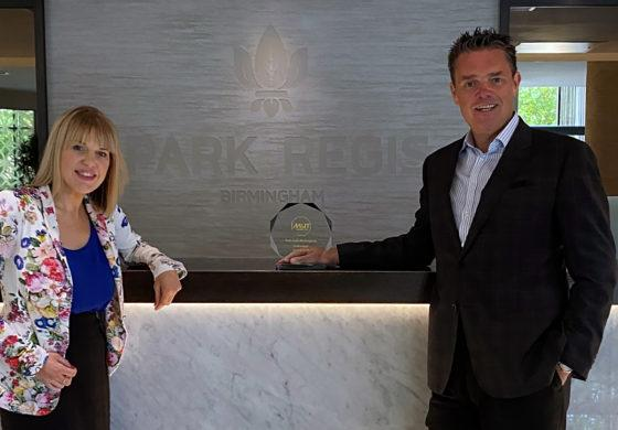 Park Regis Birmingham named best UK hotel at prestigious M&IT Awards