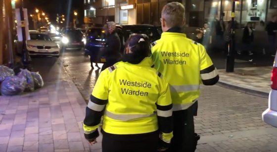 Westside wardens are 'guardian angels' for Broad Street revellers, says Birmingham Live reporter